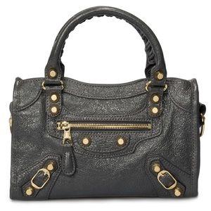 Mini Balenciaga City Bag